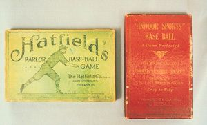 Hatfield's Parlor Base Ball