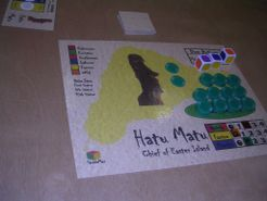 Hatu Matu: Chief of Easter Island