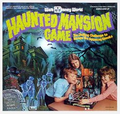 Haunted Mansion Game