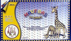 Haut bas la girafe
