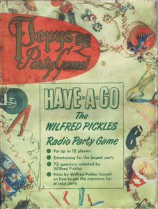 Have-A-Go, The Wilfred Pickles Radio Party Game