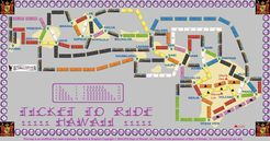 Hawaii (fan expansion of Ticket to Ride)