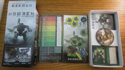 Hawken: Real-Time Card Game – Scout vs. Grenadier