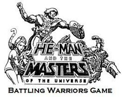 He-Man and the Masters of the Universe Battling Warriors Game