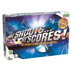 He Shoots... He Scores Football DVD Quiz