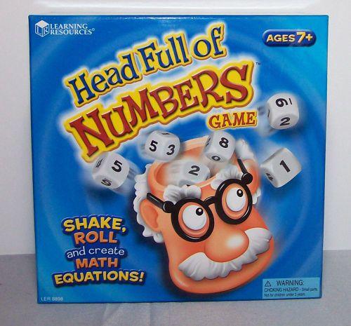 Head Full of Numbers