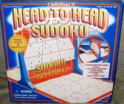 Head to Head Sudoku Game