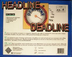 Headline Deadline