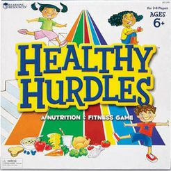 Healthy Hurdles Nutrition Game