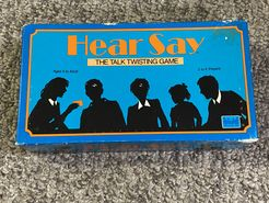 Hear Say: The Talk Twisting Game