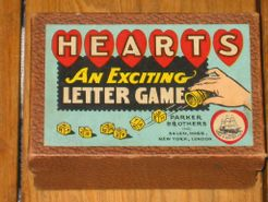 Hearts: An exciting Letter Game