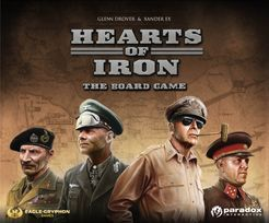 Hearts of Iron: The Board Game
