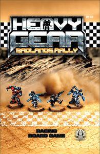 Heavy Gear Badlands Rally