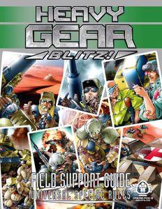 Heavy Gear Blitz! Field Support Guide