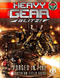 Heavy Gear Blitz! Forged in Fire; Southern Field Guide