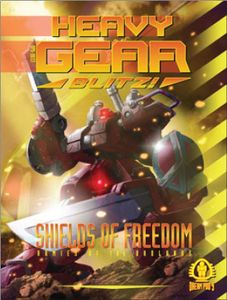 Heavy Gear Blitz! Shields of Freedom