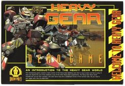 Heavy Gear Demo Game