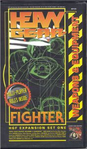 Heavy Gear Fighter: Weapons and Equipment