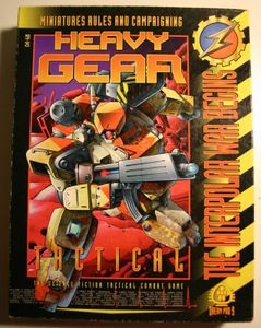 Heavy Gear Tactical