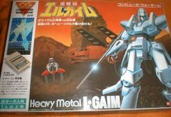 Heavy Metal L-Gaim (MyCom)