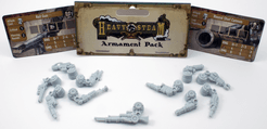 Heavy Steam: Armament Pack