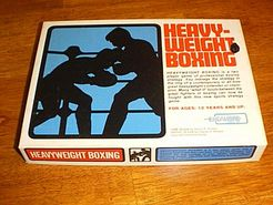 Heavy Weight Boxing