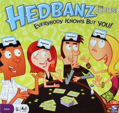 Hedbanz for Adults!