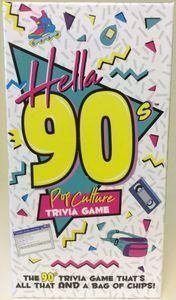Hella 90s Pop Culture Trivia Game