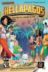 Hellapagos: They're No Longer Alone