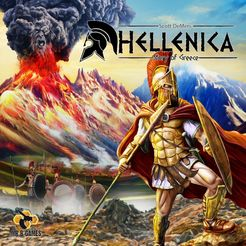 Hellenica: Story of Greece