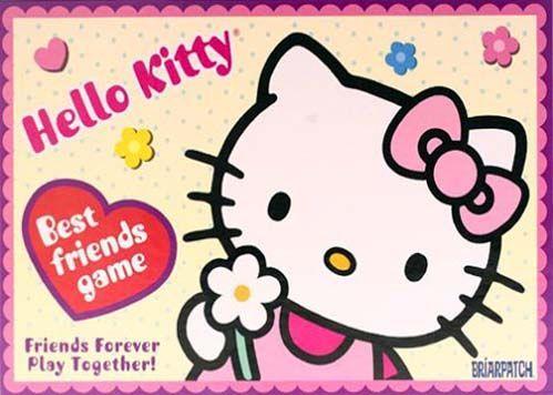 Hello Kitty Best Friends Game