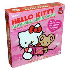 Hello Kitty Shopping Spree Game