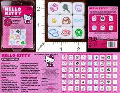 Hello Kitty Story Telling Dice