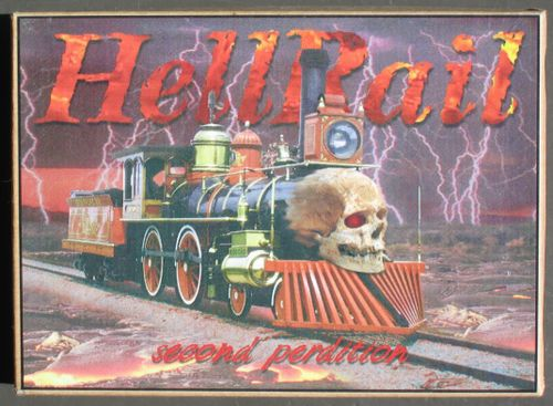 HellRail: Second Perdition