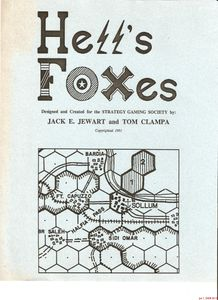 Hell's Foxes