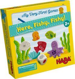 Here, Fishy, Fishy!