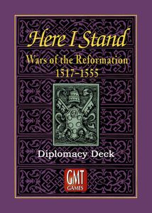 Here I Stand: 2-Player Diplomacy Deck