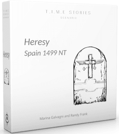 Heresy (fan expansion to T.I.M.E Stories)