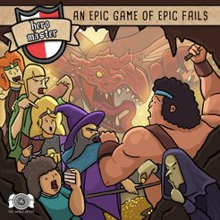 Hero Master: An Epic Game of Epic Fails
