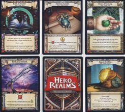 Hero Realms: 5 Magic Item Treasure Cards