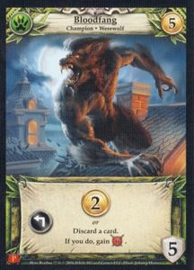 Hero Realms: Bloodfang Promo Card
