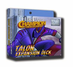 HeroCard Champion of New Olympia: Talon Expansion Deck