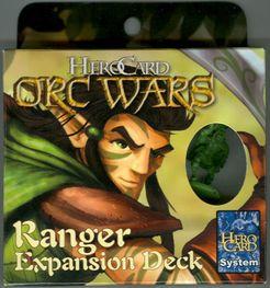 HeroCard Orc Wars: Ranger Expansion Deck