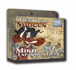 HeroCard: Rise of the Shogun – Miko Expansion Deck