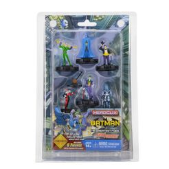 HeroClix: Batman and His Greatest Foes Fast Forces