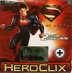 HeroClix: Man of Steel 2 Player Mini-Game