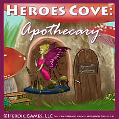 Heroes Cove: Apothecary