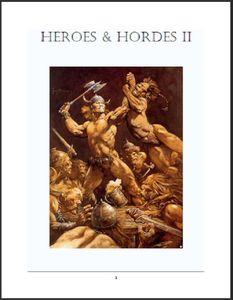 Heroes & Hordes II