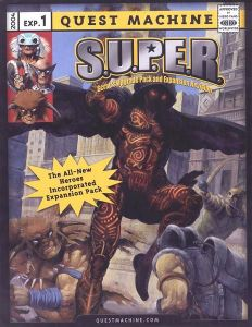 Heroes Incorporated: S.U.P.E.R. (Scrap's Upgrade Pack and Expansion Revision)