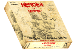 Heroes of History: Tales Of The Ancient Greece